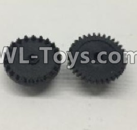 Wltoys 18403 RC Car Parts-The first and The second level gear Parts(Total 2pcs)-0905,Wltoys 18403 Parts