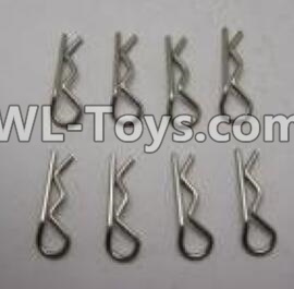 Wltoys 18403 RC Car Parts-R-Shape Pin Parts(8pcs)-A949-54,Wltoys 18403 Parts