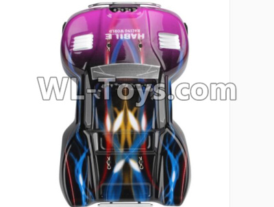 Wltoys 18403 RC Car Parts-Body Shell Cover,RC Truck Shell Parts-0934,Wltoys 18403 Parts