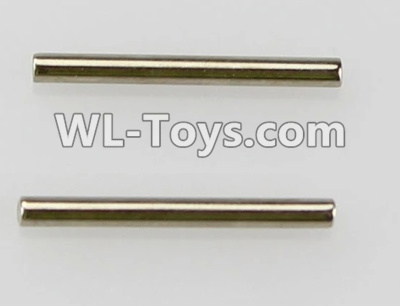 Wltoys 18403 RC Car Parts-Pin for the Swing arm(2pcs)-2mmX40.8mm-A969-08,Wltoys 18403 Parts