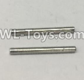 Wltoys 18403 RC Car Parts-Optical axis 2.5X20mm(2pcs)-0920,Wltoys 18403 Parts