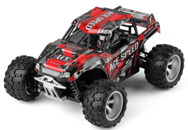 Wltoys 18404 RC Car,Truck rock crawler racing buggy,Wltoys 18404 RC Car Parts-High speed 1:18 Full-scale rc racing car