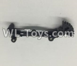Wltoys 18404 RC Car Parts-Steering Rod Parts(1pcs) & Left and Right Steering arm(each 1pcs)-0899,Wltoys 18404 Parts