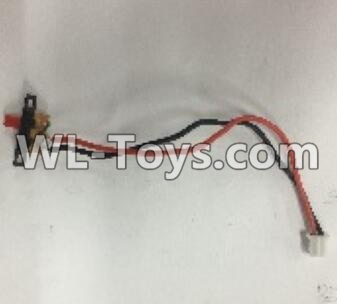 Wltoys 18404 RC Car Parts-Switch board Parts-0924,Wltoys 18404 Parts