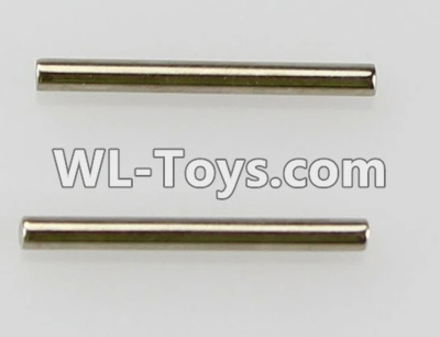 Wltoys 18404 RC Car Parts-Pin for the Swing arm(2pcs)-2mmX40.8mm-A969-08,Wltoys 18404 Parts