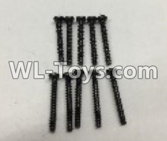 Wltoys 18404 RC Car Parts-Round Head self tapping screws Parts(M2x16)-10pcs-A949-41,Wltoys 18404 Parts