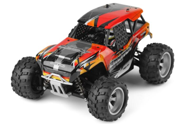 Wltoys 18405 RC Car,Truck rock crawler racing buggy,Wltoys 18405 RC Car Parts-High speed 1:18 Full-scale rc racing car