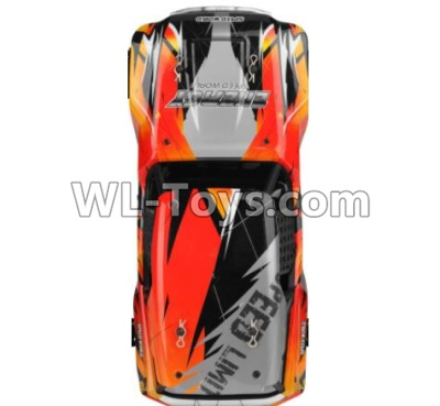 Wltoys 18405 RC Car Parts-0936 RC Truck shell,rc Car shell,rc car canopy,Wltoys 18405 Parts