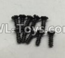 Wltoys 18405 RC Car Parts-A949-47 Countersunk self tapping screws Parts(M2x16)-10pcs,Wltoys 18405 Parts