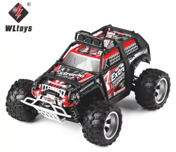 Wltoys 18409 RC Car,Truck rock crawler racing buggy,1/18