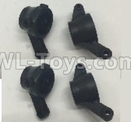 Wltoys 18409 RC Car Parts-Steering seat(2pcs) & Rear wheel seat(2pcs)-0898,Wltoys 18409 Parts
