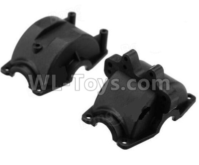 Wltoys 18409 RC Car Parts-Upper and Bottom gear box cover-A949-12,Wltoys 18409 Parts