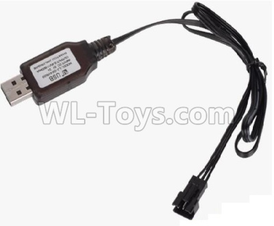 Wltoys 18409 RC Car Parts-USB Charger wire(1pcs)-0925,Wltoys 18409 Parts