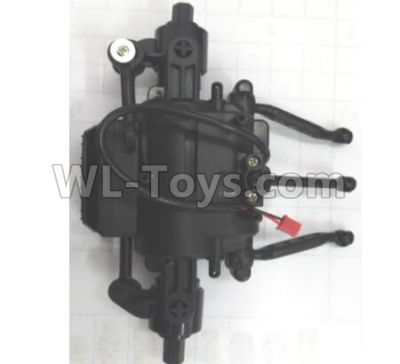Wltoys 18628 RC Car Parts-Front drive gearBox Parts assembly-0668,Wltoys 18628 Parts