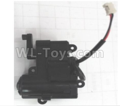 Wltoys 18628 RC Car Parts-Front steering gearbox assembly Parts-0663,Wltoys 18628 Parts