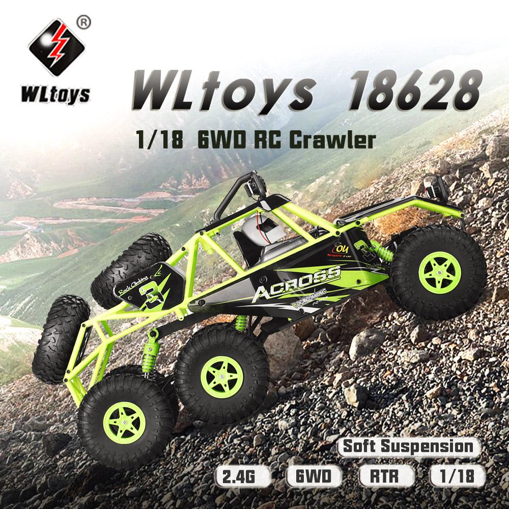 Wltoys 18628 RC Car, rock crawler racing buggy,Wltoys 18628 RC Car Parts-High speed 1:18 Full-scale rc racing car,1: 18 Nini