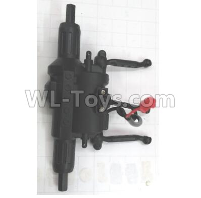 Wltoys 18629 RC Car Parts-Rear drive gearbox assembly Parts-0677,Wltoys 18629 Parts