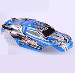 Wltoys 2019 RC Car Body Shell Cover Parts,Car Canopy(1pcs)-Blue,Wltoys 2019 Parts