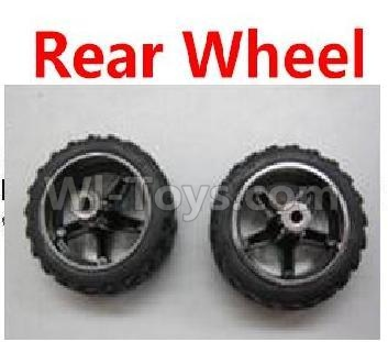 Wltoys 2019 RC Car Parts-Rear Wheel Parts-(2pcs),Wltoys 2019 Parts