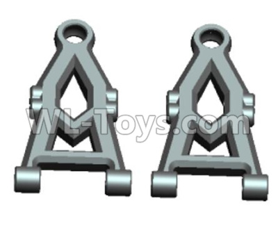 Wltoys 20402 RC Car Parts-Front Lower Swing Arm Parts(2pcs)-0608,Wltoys 20402 Parts