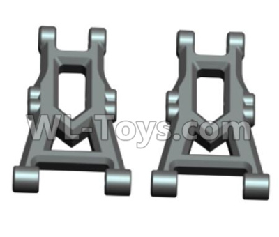Wltoys 20402 RC Car Parts-Rear Lower Right Swing Arm Parts(2pcs)-0609,Wltoys 20402 Parts