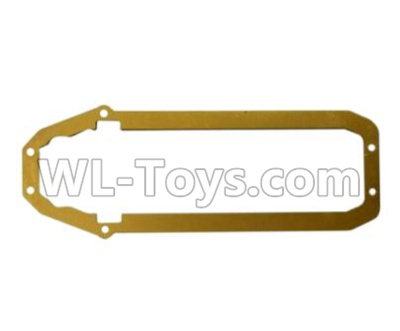Wltoys 20402 RC Car Parts-Body cover aluminum sheet assembly-0651,Wltoys 20402 Parts