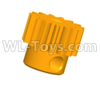 Wltoys 20402 RC Car Parts-Motor gear Parts-0618,Wltoys 20402 Parts