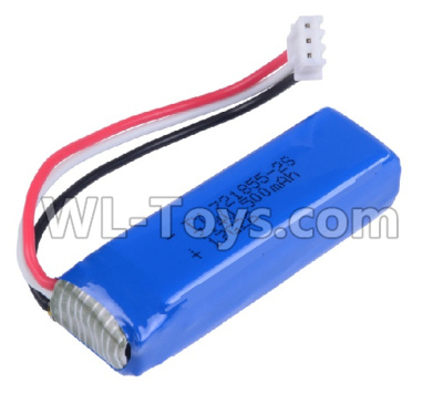 Wltoys 20402 RC Car Parts-Battery Parts-7.4V 500mah Battery Parts(1pcs)-0658,Wltoys 20402 Parts