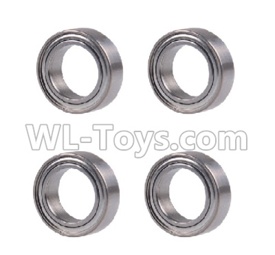Wltoys 20402 RC Car Parts-Ball Bearing Parts(4pcs)-4X8X2mm-A202-23,Wltoys 20402 Parts