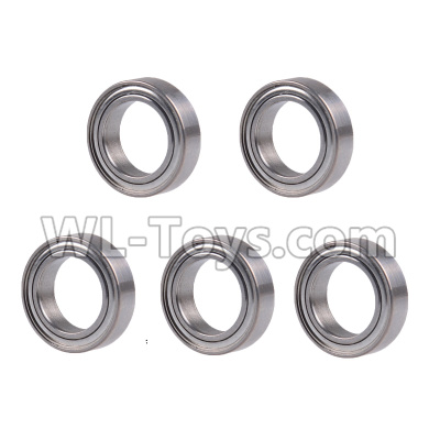 Wltoys 20402 RC Car Parts-Ball Bearing Parts(5pcs)-6x10x3mm-A929-43,Wltoys 20402 Parts