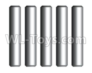 Wltoys 20402 RC Car Parts-Optical axis Parts(4pcs)-1.5X8mm-1523,Wltoys 20402 Parts