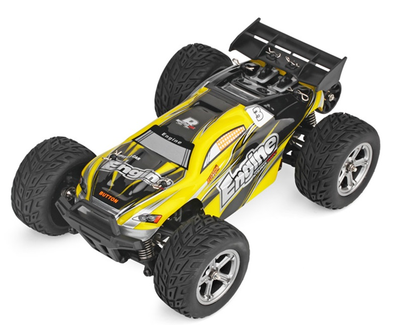 Wltoys 20404 RC Car Cross-country Electric SUV 4WD Monster Truck Racing Car 1:20