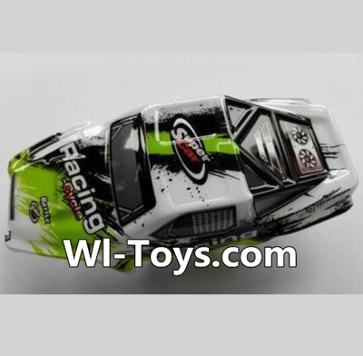 Wltoys 24438 RC Car Parts-Climbing Body Shell cover,Wltoys 24438 Parts