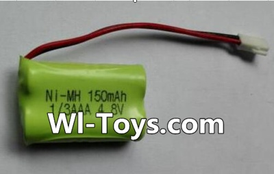 Wltoys 24438 RC Car Battery Parts-NiMH 4.8V 150mAh rechargeable battery,Wltoys 24438 Parts