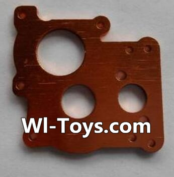 Wltoys 24438 RC Car Parts-Aluminum fixing piece for the motor,Wltoys 24438 Parts