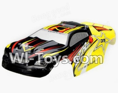 Wltoys A222 Body Shell Cover Parts,Car Canopy,Car shell cover(Can be used for A232 A242 A252)