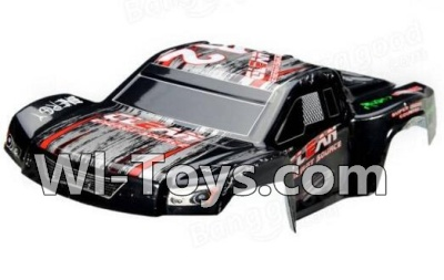 Wltoys A232 Body Shell Cover Parts,Car Canopy,Car shell cover(Can be used for A232 A242 A252)