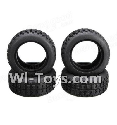 Wltoys A202 A202 Tire leather(4pcs)