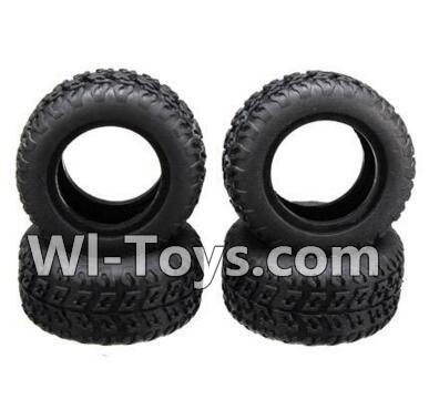 Wltoys A222 Tire leather(4pcs)