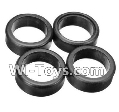 Wltoys A252 Tire leather(4pcs)