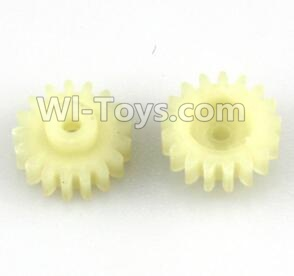 Wltoys A202 A212 A222 Parts-17T Gear(2pcs)