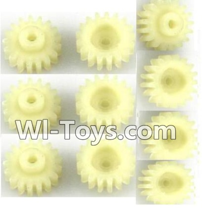 Wltoys A202 A212 A222 Parts-17T Gear(10pcs)