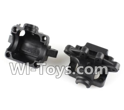 Wltoys A232 A242 A252 Parts-Upper Gear box cover(2pcs)