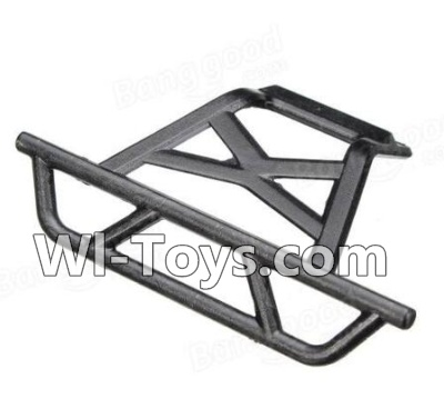 Wltoys A232 A242 A252 Parts-Rear Anti-Crash Frame,Rear BumperRear Bumper