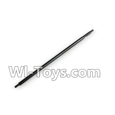 Wltoys A232 A242 A252 Parts-Metal Driving shaft,Metal central transmission