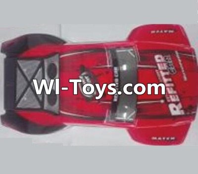 Wltoys A313 RC Car Parts-Body Shell cover parts and Tail wing,Wltoys A313 Parts