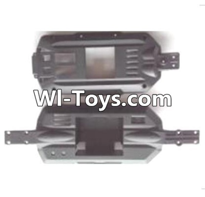 Wltoys A313 RC Car Parts-Car bottom frame unit,Wltoys A313 Parts