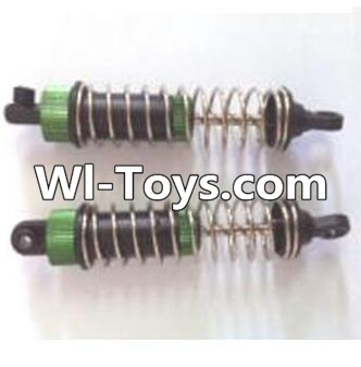 Wltoys A313 Upgrade Parts-Upgrade Metal Shock absorber assembly Parts-(2pcs)-Short,Wltoys A313 Parts
