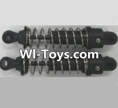 Wltoys A313 RC Car Parts-Spare Parts- Shock absorber assembly Parts-(2pcs)-Short,Wltoys A313 Parts
