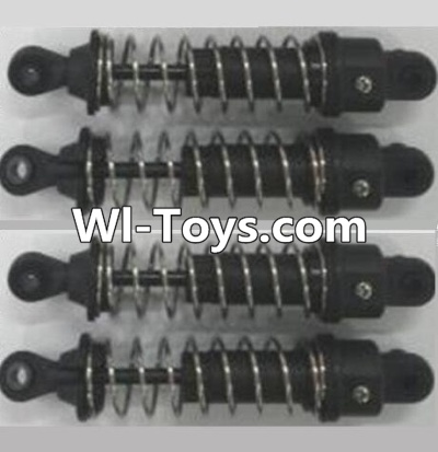 Wltoys A313 RC Car Parts-Shock absorber assembly Parts-(4pcs)-Short,Wltoys A313 Parts